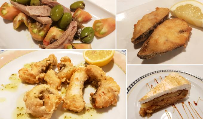 Nuevos platos en Ramón restaurante