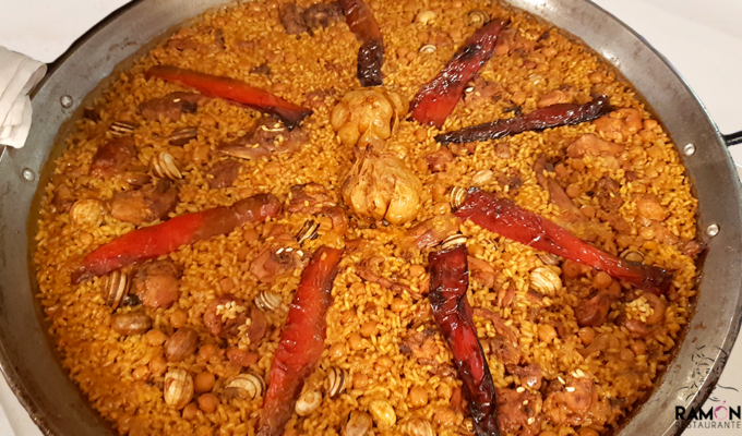arroces típicos de Alicante