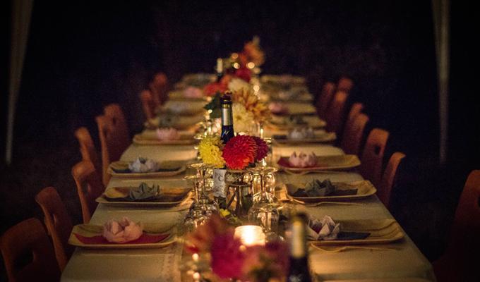 Menú de Nochevieja de Ramón restaurante